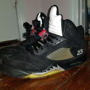 2011 Jordan 5 Metallic